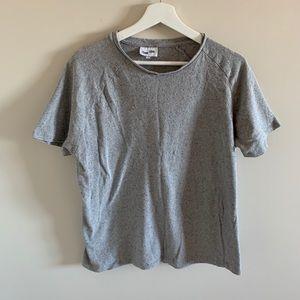 🌺🌸🌼 Frank and Oak Grey Tee Shirt